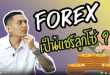 Forex เป็นแชร์ลูกโซ่ จริงหรอ