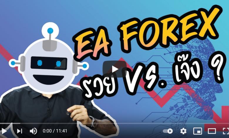 EA Forex จะรวย หรือ จะเจ๊ง