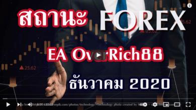สถานะ EA OverRich88 V.10 ธันวาคม 2020 FBS